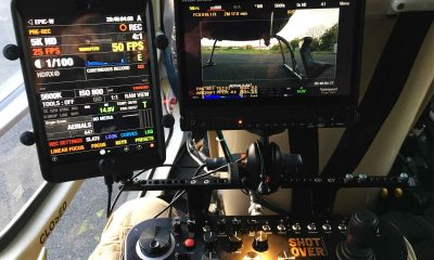 Foolcontrol iPad app working with Shotover F1