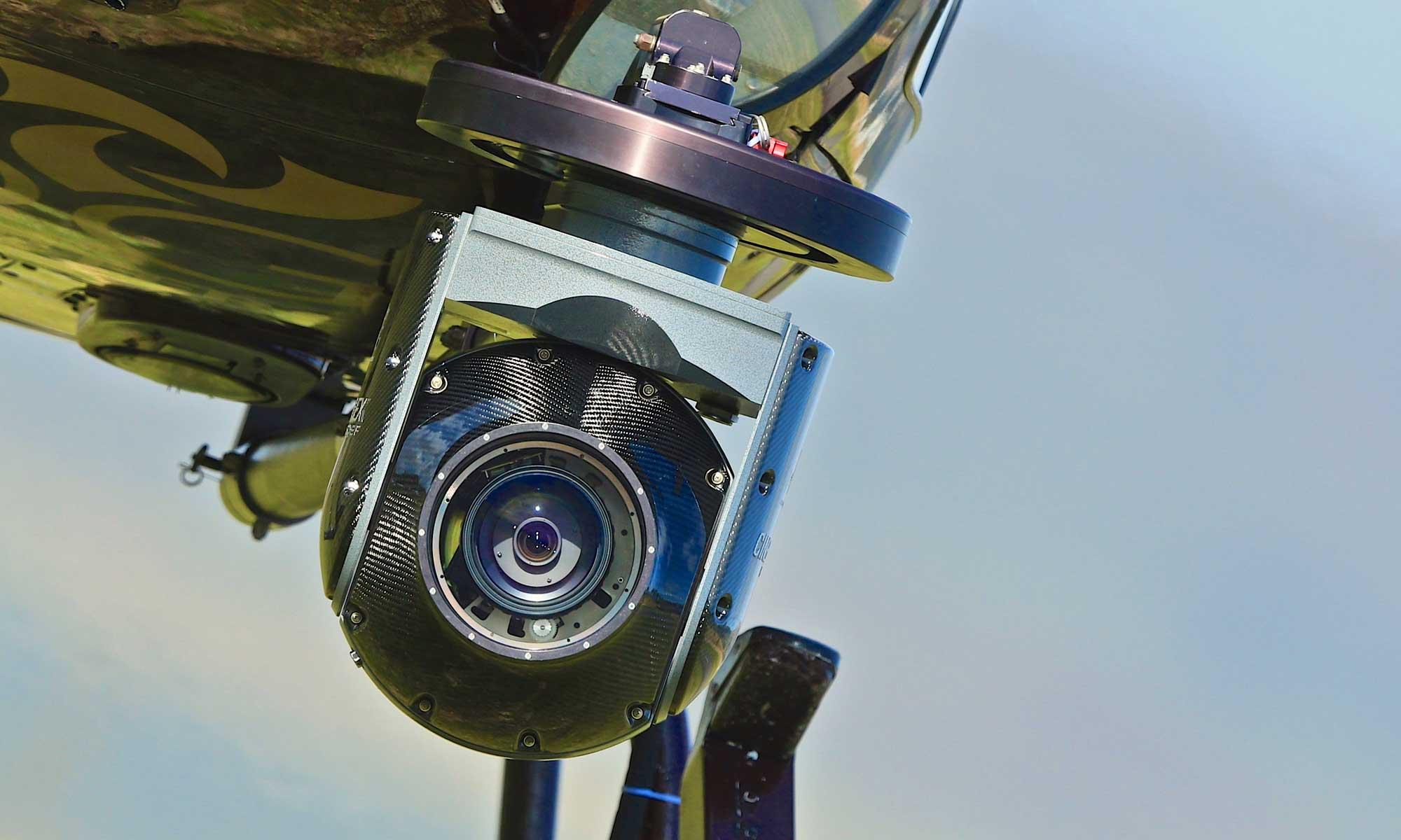 Cineflex V14HD closeup