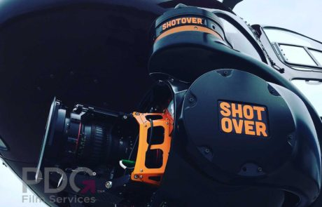 PDG's Shotover F1 camera system