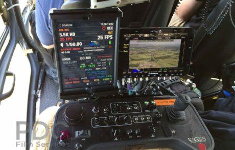 GSS C516 control panel
