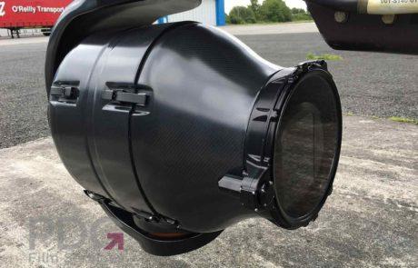 Shotover F1 rain spinner