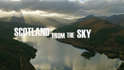 BBC Scotland From The Sky