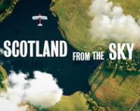 Aerial Filming for Scotland From The Sky