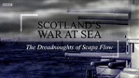 Aerial Filming for Scotland's War At Sea