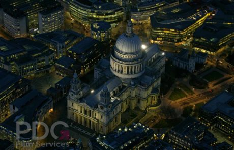 Still image of St Pauls Cathedral London